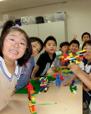 ロボット科学教育補助